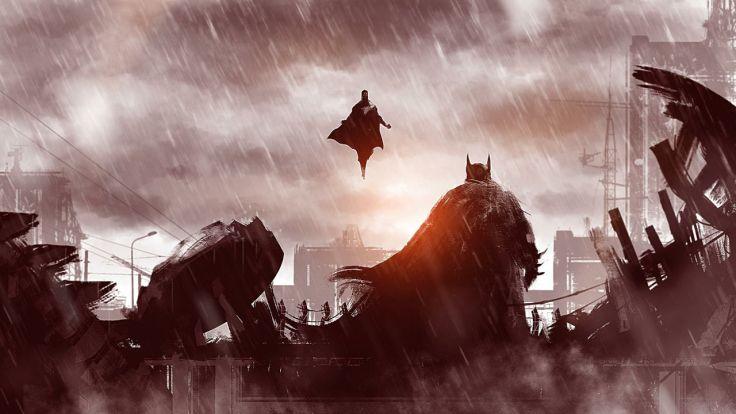 Juro que si la película hubiera tenido una sola alegoría más a la condición de dios de superman me habría pegado un tiro.